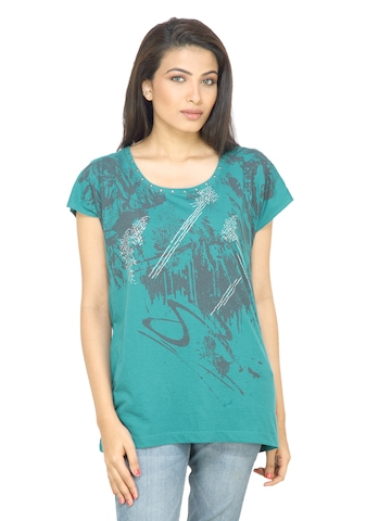 s.Oliver Women Green Top