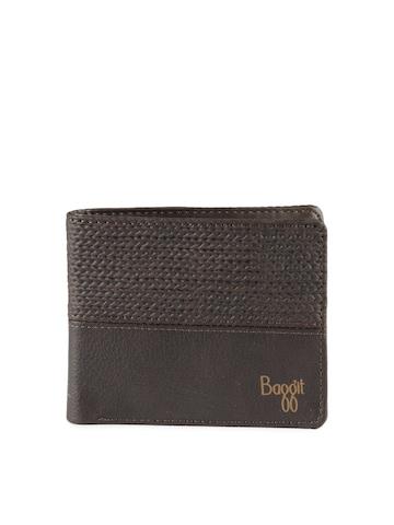 Baggit Women Brown Wallet