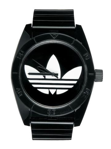 Adidas Originals Men Black Dial Watch ADH2653