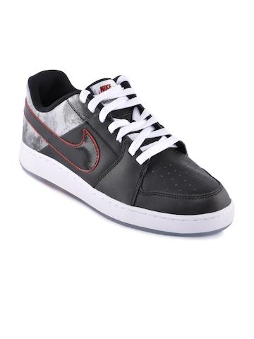 Nike Men Backboard Black Casual Shoes