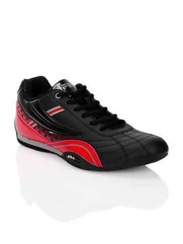 Fila Men Cadillace Black Shoes