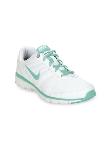 Nike Women White Air Total Sports Shoes