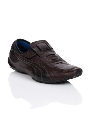 Puma Men Vedano Brown Shoes