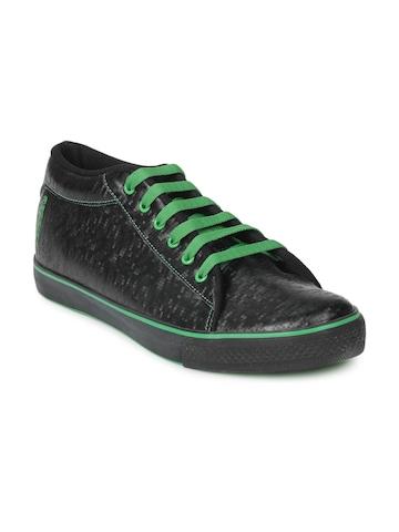 Adidas Men Black Shoes