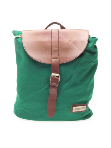 Lino Perros unisex Green Bag