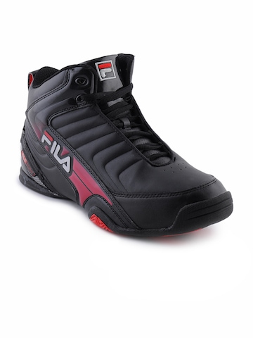 Fila Men Clutch Black Sports Shoes