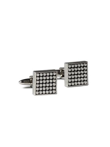 Belmonte Men Steel Bright Assorted Cufflinks