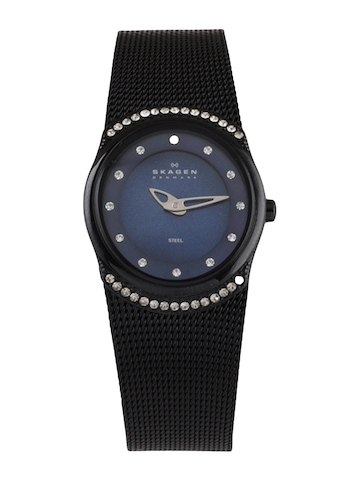 Skagen Women Blue Dial Watch