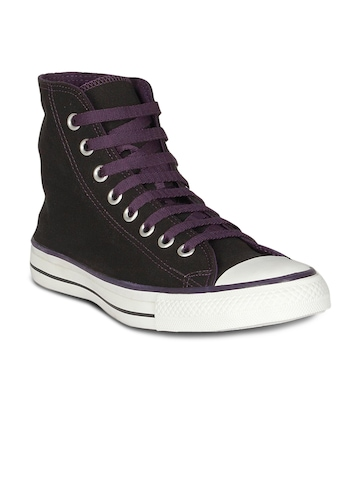 Converse Men CT COLOR HI Black Black Casual Shoes