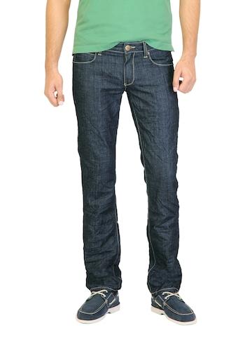 Wrangler Men Blue Floyd Jeans