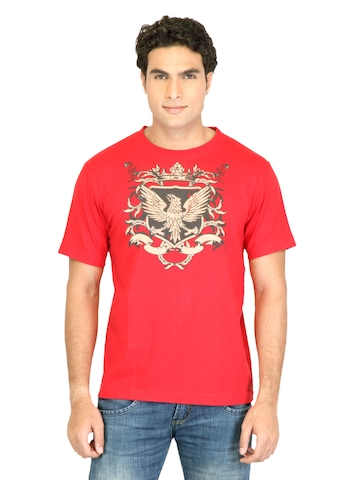 Facit Men Smart Red Tshirt