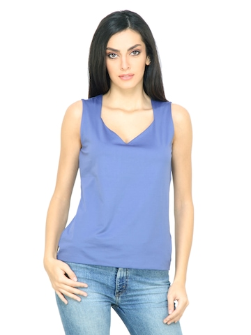 s.Oliver Women Blue Top