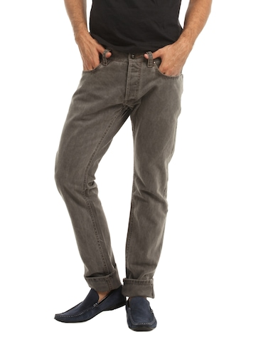 French Connection Men Grey Jeans