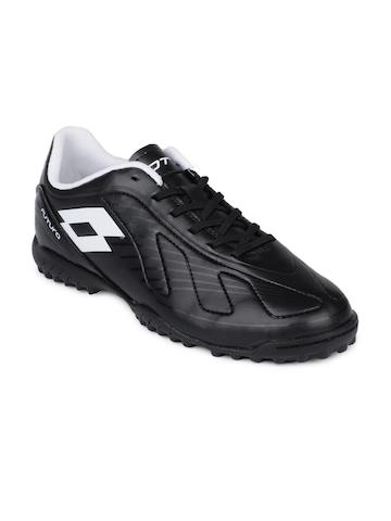 Lotto Men Black Futura Sports Shoes