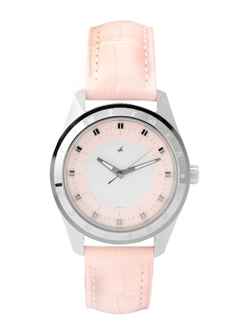 Fastrack Women Pink Watch