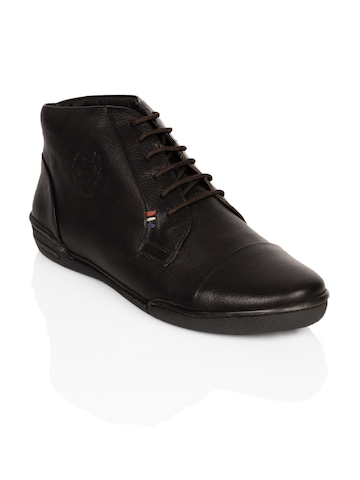 U.S. Polo Assn. Men Brown Shoes