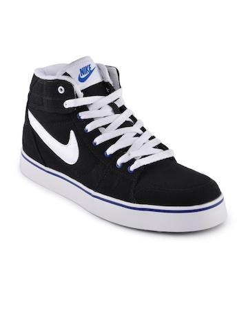 Nike Men Black Liteforce Mid Casual Shoes