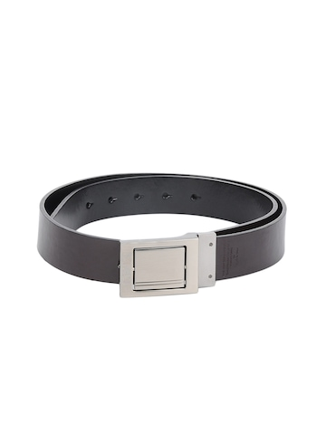 French Connection Men Black Belt