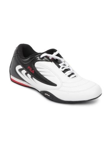 Fila Men Rockford White Shoes