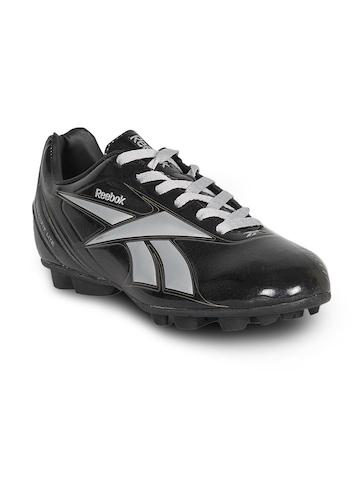 Reebok Men's Sprint Fit Lite LP Black Silver Shoe