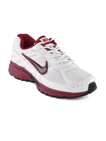 Nike Men Ballista II White Sports Shoes