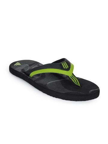 Adidas Men AdiCliff Black Flip Flops