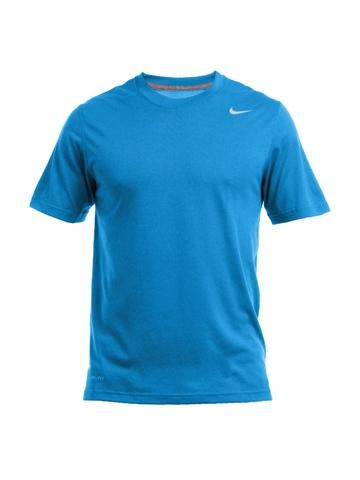 Nike Blue Legend      Training  Tshirts
