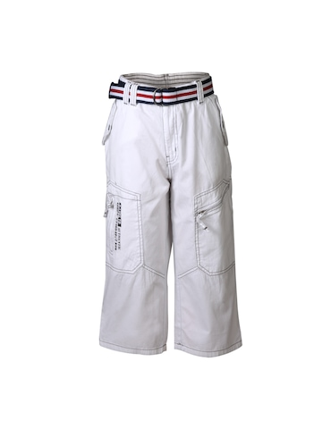 Gini Jony Boys White Shorts