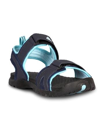 Adidas Women Spry Dark Navy Black Sandal