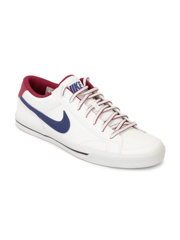Nike Men Capri White Casual Shoes