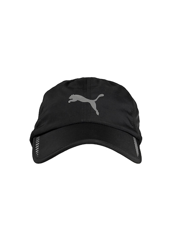 Puma Men Black Complete Running Cap