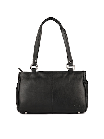 Hidekraft Women Black Handbag