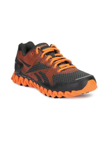 Reebok Men Black Zignano Rhythm Sports Shoes