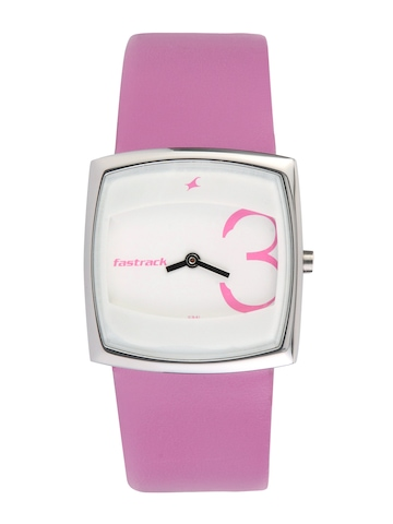 Fastrack Women White Casual Watch