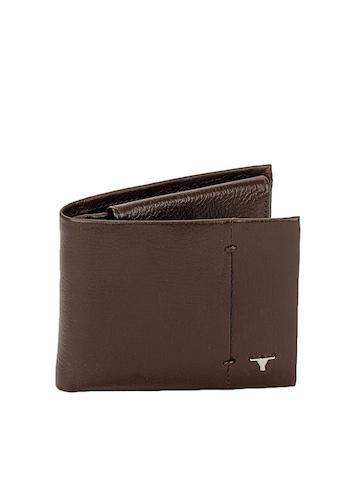 Bulchee Men Brown Wallet