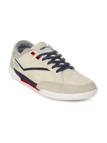 Gas Men Flint Grey Shoes