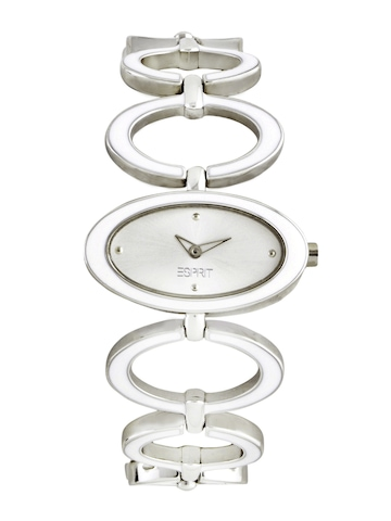 Esprit Women Silver Dial Watch