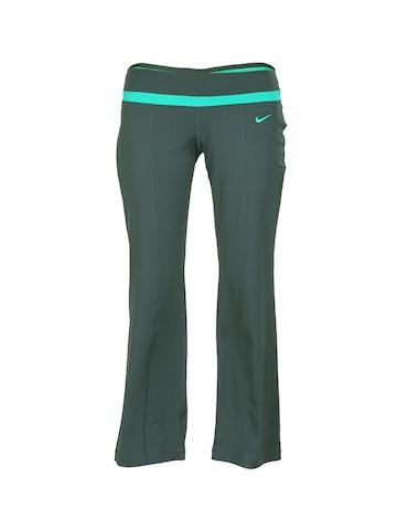 Nike Women Grey Track Pants