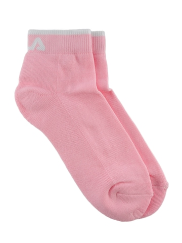 Fila Women Pink Socks