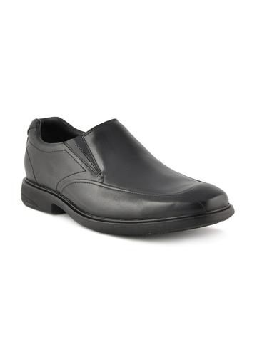 Clarks Men Energise Me Leather Black Formal Shoes