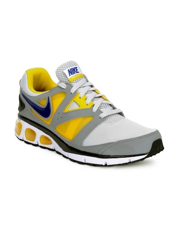 Nike Men Air Max Turbulence+ 18 Grey Sports Shoes