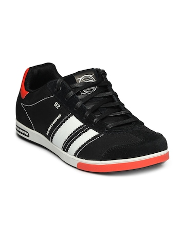 Skechers Men Black Sneakers