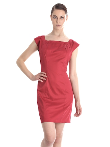 Femella Women Red Tunic