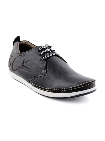 Buckaroo Men Melania Black Casual Shoes