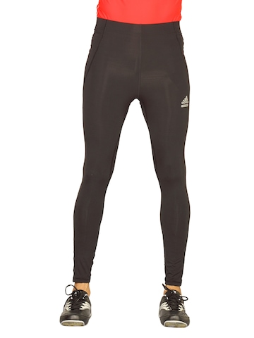 Adidas Men's Long Black Capris