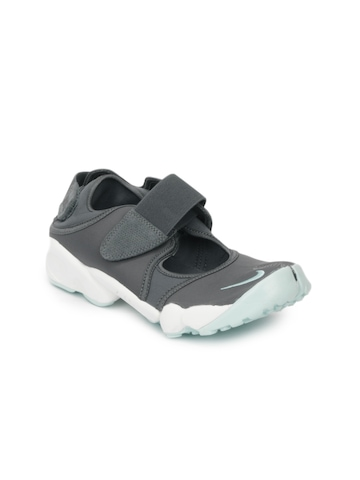 Nike Women Air Rift Grey Sports Shoes