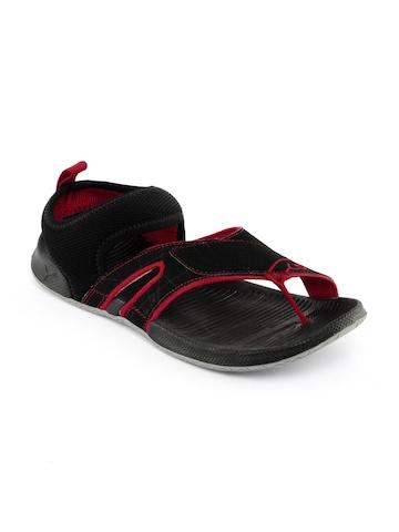 Puma Men Jiff II Black Sandals