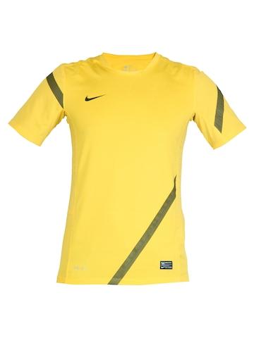Nike Men Yellow Jersey