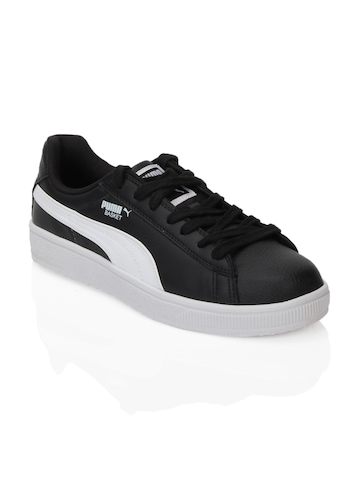 Puma Men II Biz Black Shoes