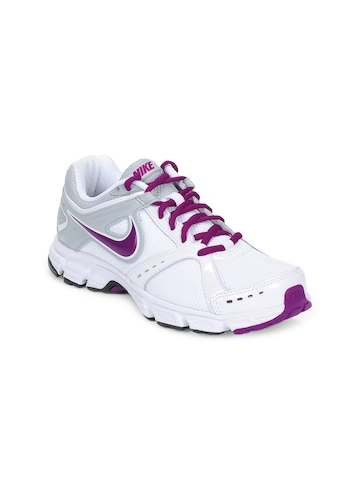 Nike Women Downshifter 4 MSL White Sports Shoes